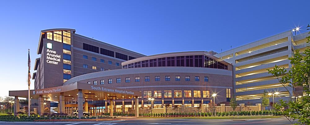 Anne Arundel Medical Center - The Sheward Partnership