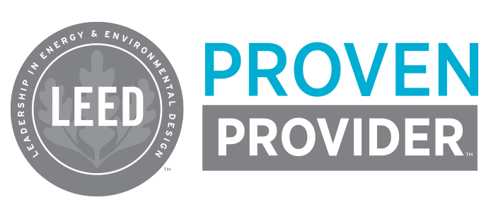 Tsp named leed proven provider by green building for Leed for homes provider
